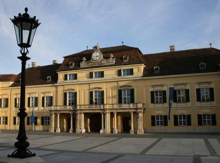 zámek Laxenburg