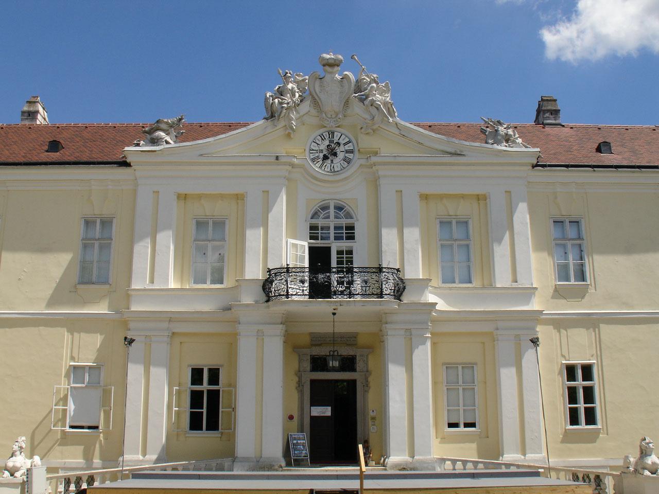 zámek Wilfersdorf