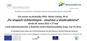 Přednáška PSLi vinařství vinohradnictví 29.2.2012 pozvánka
